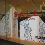Shop window canvases